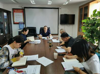 """持续改进质量 保障医疗安全 ——内江市东兴区卫生健康局开展2020年""""质量月""""活动"""