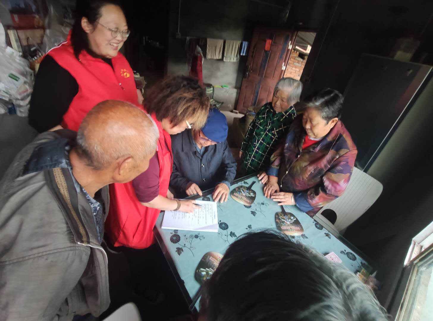 内江高新区综合行政执法局 创文进行时 文明之风吹暖高新