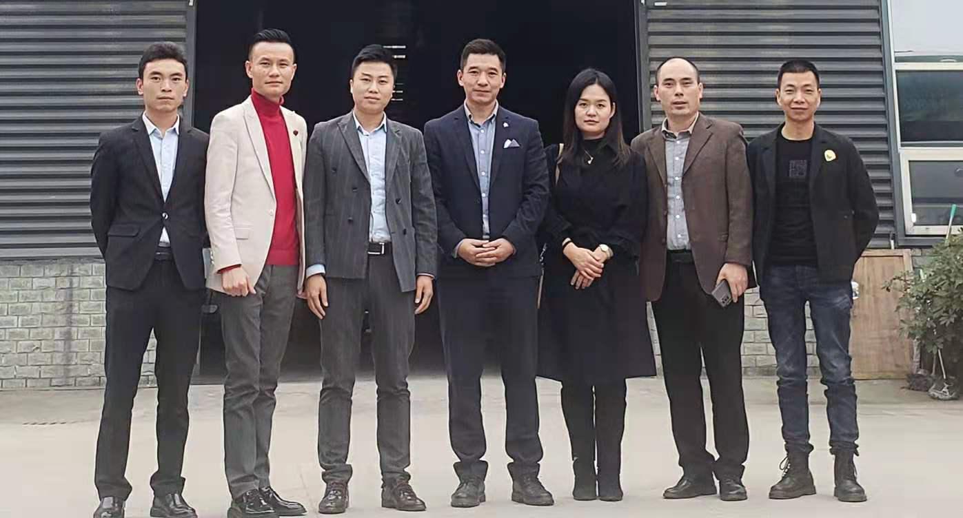 绵阳商务协会组织企业赴省商务厅参加川企创新管理培训活动