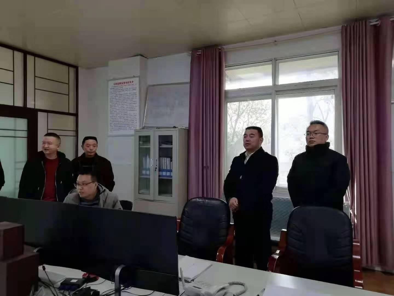 内江市应急管理局开展煤矿安全生产暗访暗查