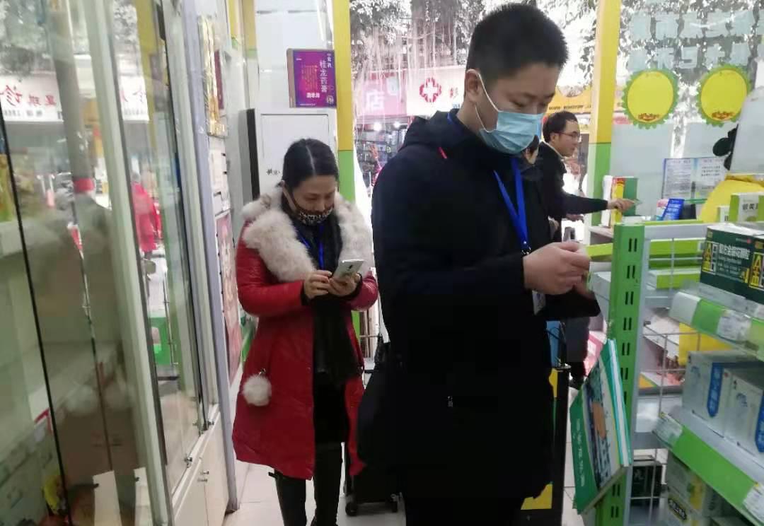 """内江市中区市监局开展""""春雷行动2021""""药品安全专项检查"""