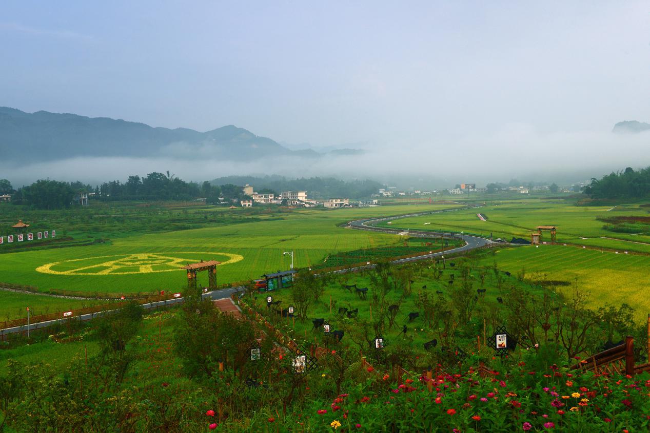 好消息!僰王山镇这个农业园区获评四川省三星级现代农业园区