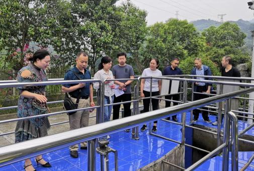 宜宾市水利局到珙开展生态环境保护 督察问题整改核查工作