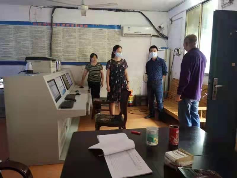 达州市达川区平滩镇人民政府开展9月节前安全生产大排查工作