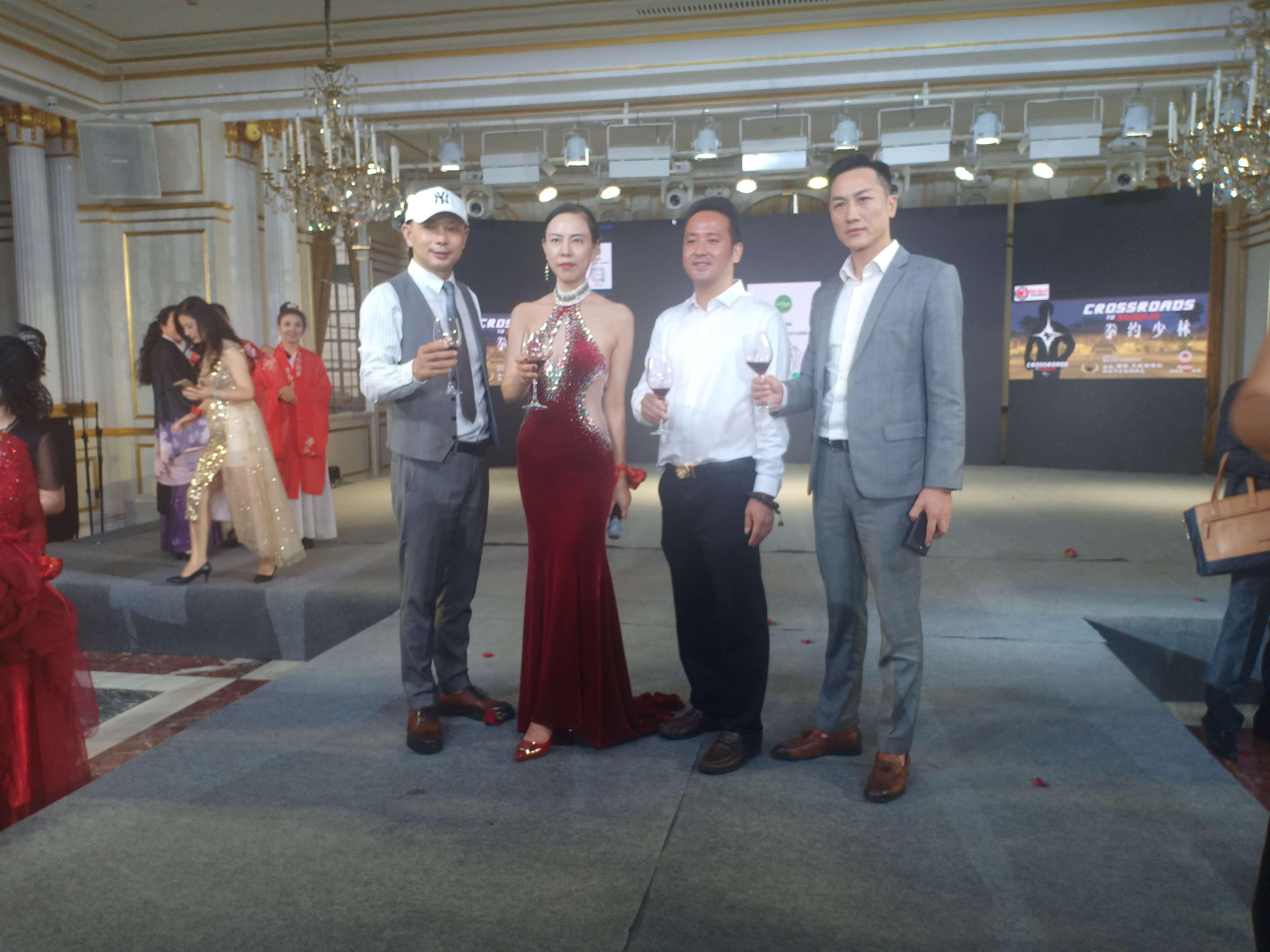 好莱坞华都影业集团(文化产业)中国启航发布会在成都举行