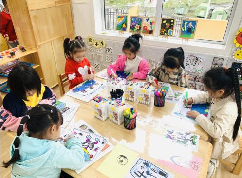 """""""节约用水 保护河流"""" 内江市实验幼儿园开展节水宣传主题活动"""